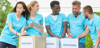 We can help you setup and maintain your non-profit organization's tax-exempt status